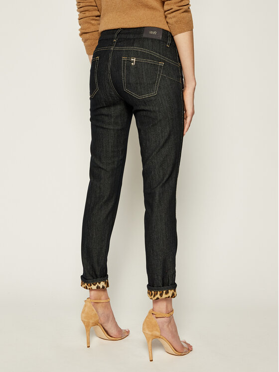 Liu Jo Liu Jo Jeans Slim Fit U69006 D3360 Blu scuro Slim Fit