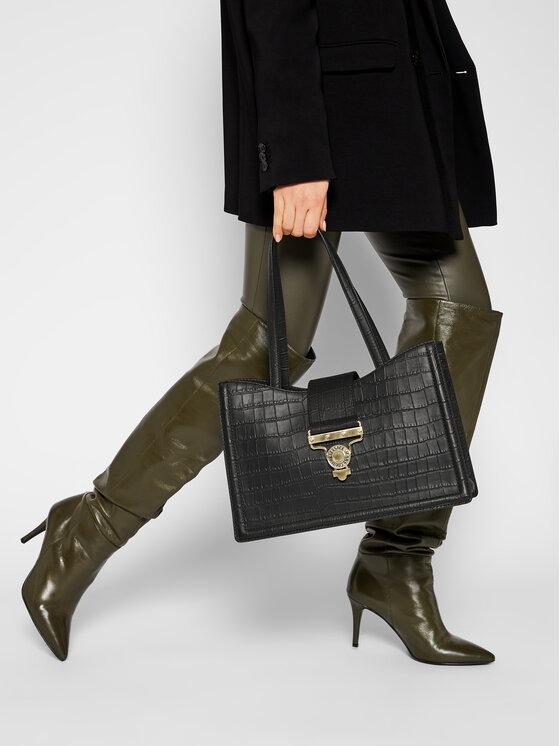 Versace Jeans Couture Versace Jeans Couture Torebka E1VZABS7 Czarny