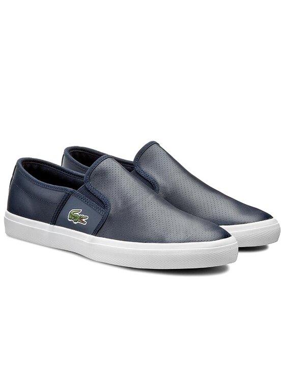 Lacoste Lacoste Κλειστά παπούτσια Gazon Sport 116 2 Spm 7-31SPM0017003 Σκούρο μπλε