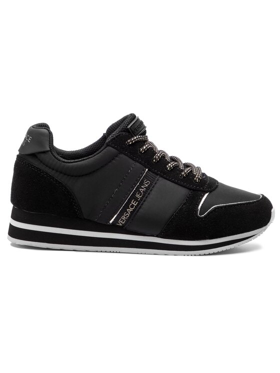 Versace Jeans Versace Jeans Sneakersy E0VTBSA1 Czarny