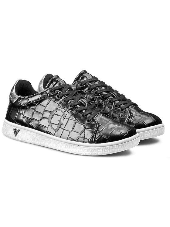 Guess Guess Sneakers Super FL4SUP PEL12 Nero