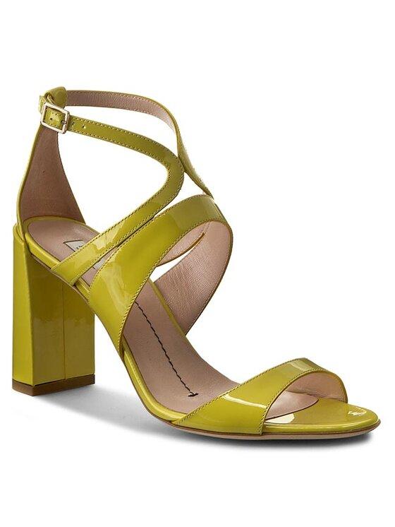 Furla Furla Σανδάλια Carmen 808779 S Y814 X70 Κίτρινο