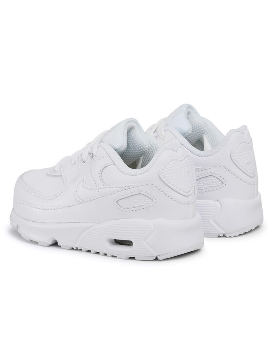 Nike Nike Buty Air Max 90 Ltr (Td) CD6868 100 Biały