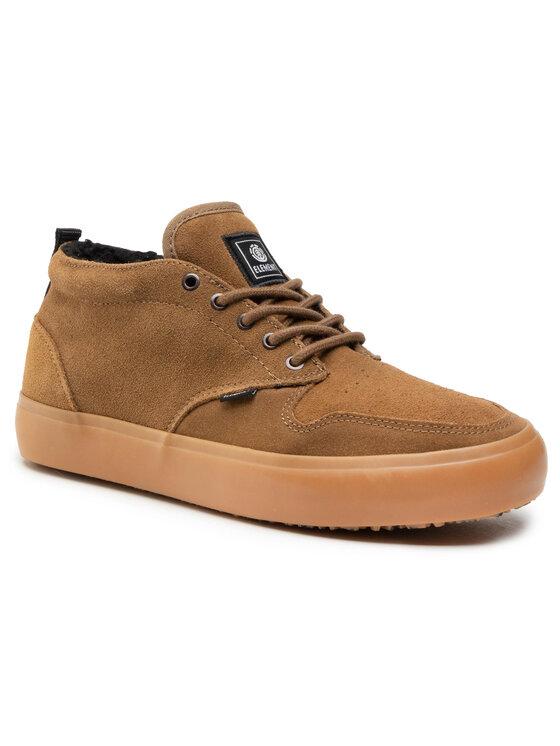 Element Laisvalaikio batai Preston 2 U6PT21-01A-2211 Ruda