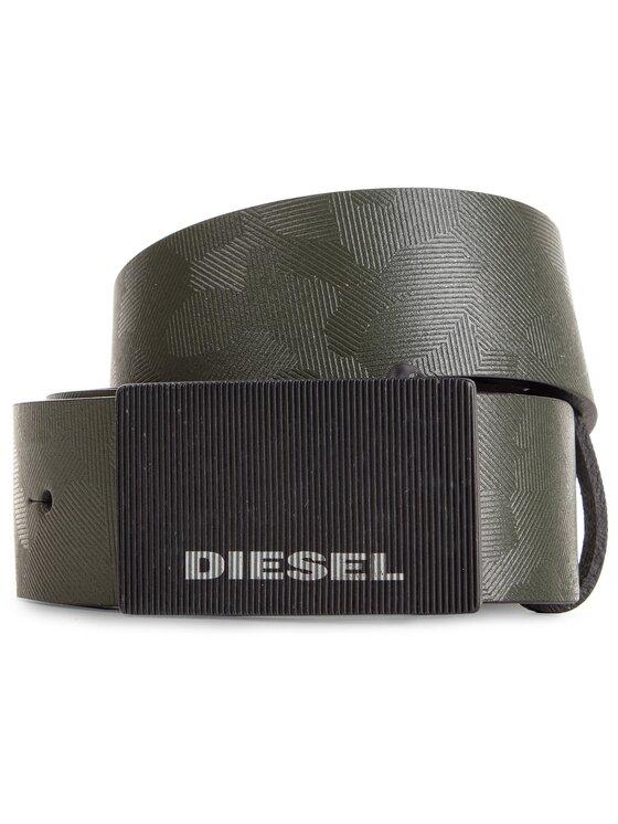 Diesel Diesel Curea pentru Bărbați B-Borso X05931 PR505 Verde