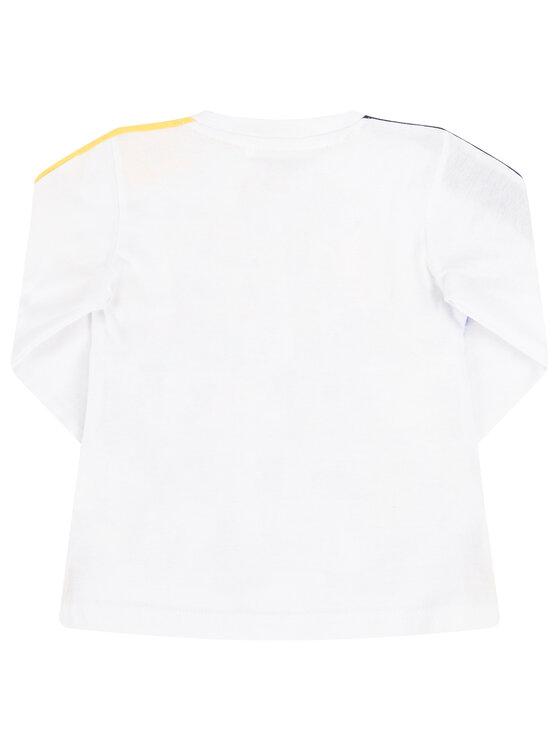 Primigi Primigi Bluză 43211001 Alb Regular Fit