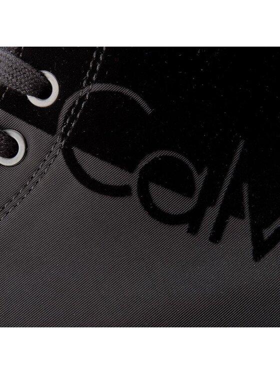 Calvin Klein Jeans Calvin Klein Jeans Plátěnky Ajax S0495 Černá