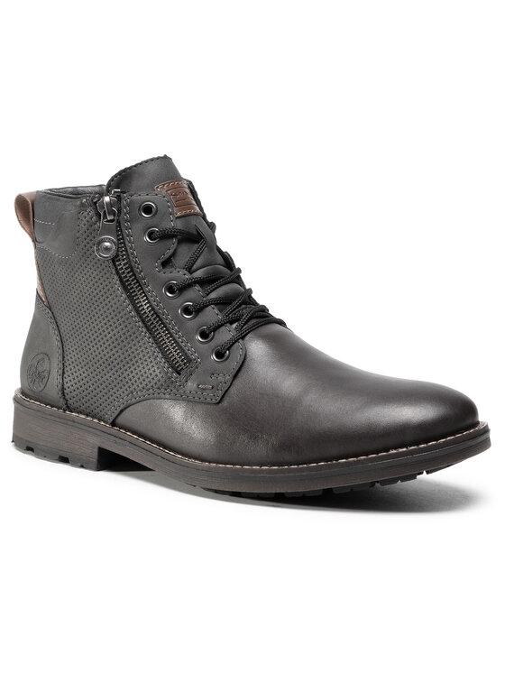 Rieker Auliniai batai F5521-45 Pilka