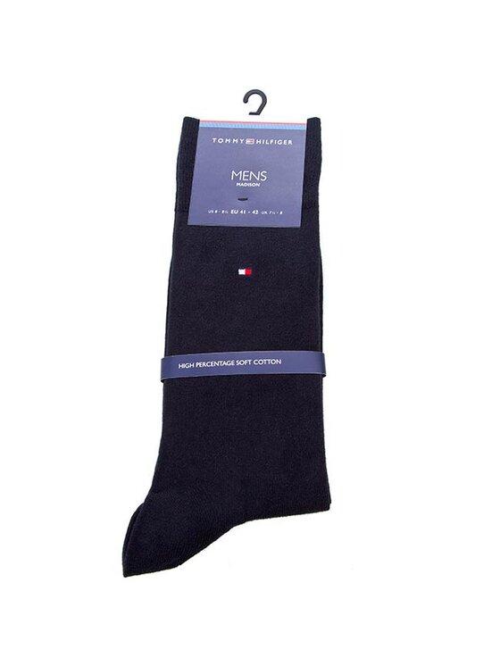 TOMMY HILFIGER TOMMY HILFIGER Pánské klasické ponožky 422103001 Modrá