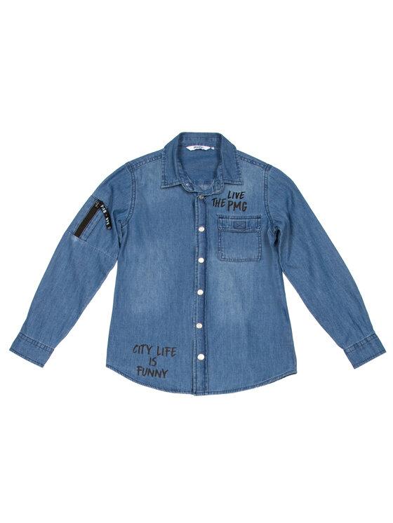 Primigi Primigi Marškiniai 43162001 Tamsiai mėlyna Regular Fit