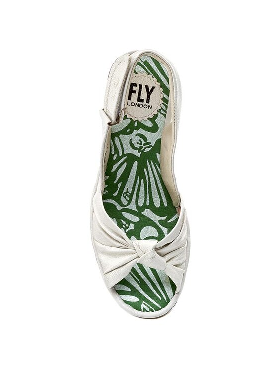 Fly London Fly London Sandály Yman P500556000 Bílá