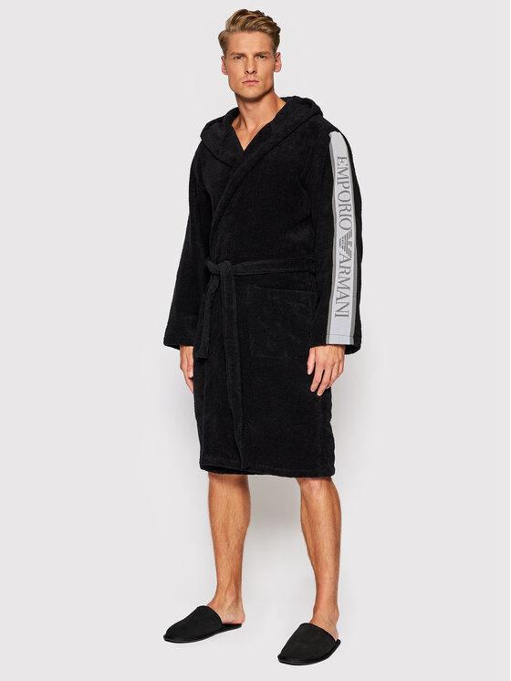 Emporio Armani Underwear Emporio Armani Underwear Szlafrok 110799 1A591 00020 Czarny