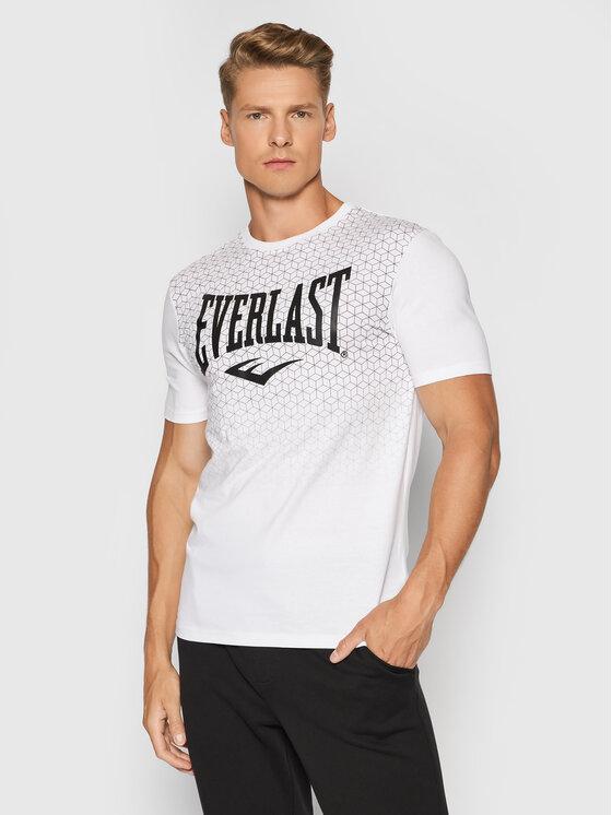 Everlast Marškinėliai 2012717-34 Balta Regular Fit