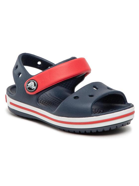 Crocs Basutės Crocband Sandal Kids 12856 Tamsiai mėlyna