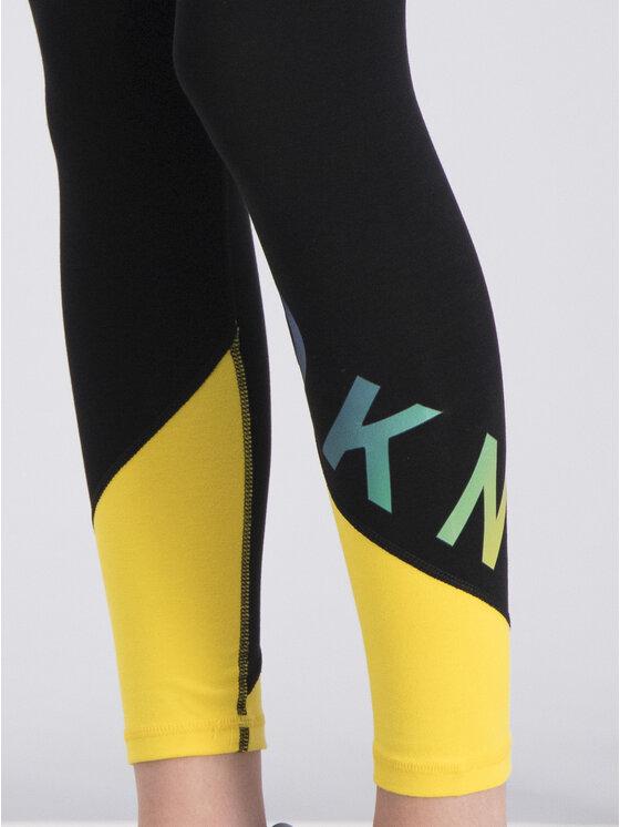 DKNY Sport DKNY Sport Leggings DP9P1820 Schwarz Slim Fit