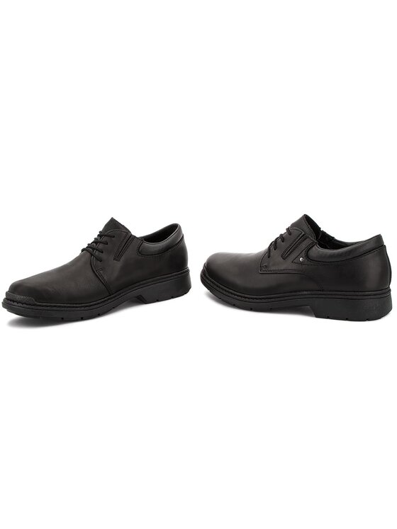 Rieker Rieker Обувки B0723-00 Черен