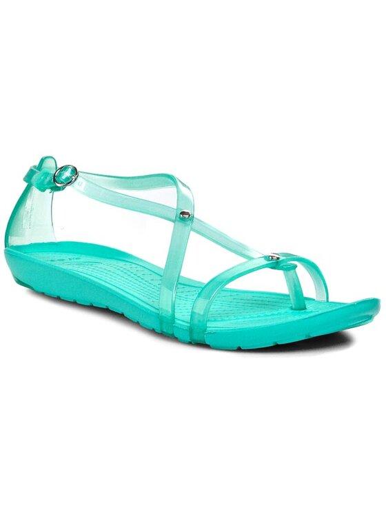 Crocs Crocs Σανδάλια Really Sexi Flip Sandal 14175 Πράσινο