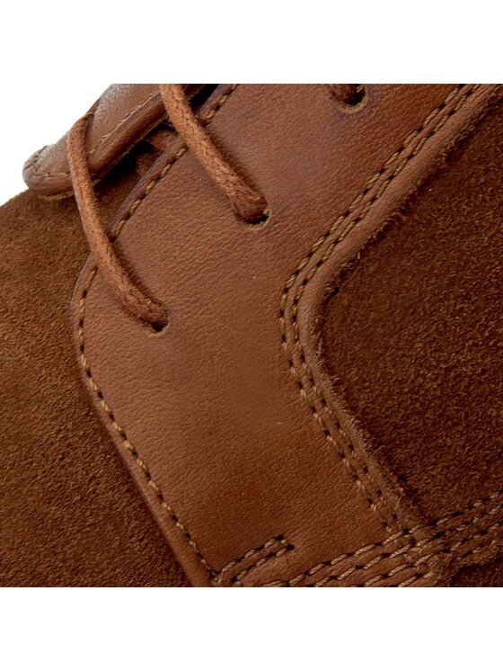 Gino Rossi Gino Rossi Κλειστά παπούτσια Mare MPV884-P56-R5XB-2550-0 Καφέ