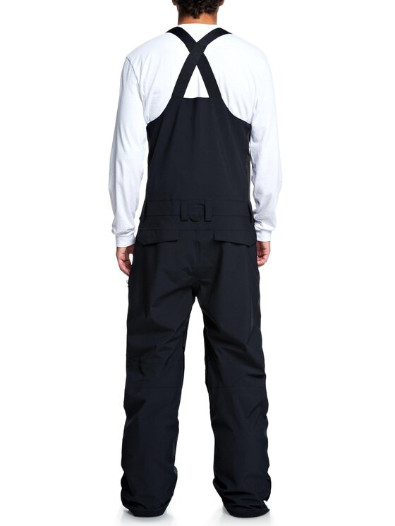 Quiksilver Quiksilver Pantaloni de schi Utility EQYTP03120 Negru Regular Fit