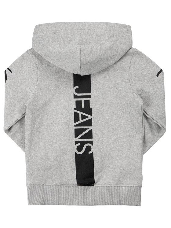 Calvin Klein Jeans Calvin Klein Jeans Mikina Hero Logo IB0IB00461 Sivá Regular Fit