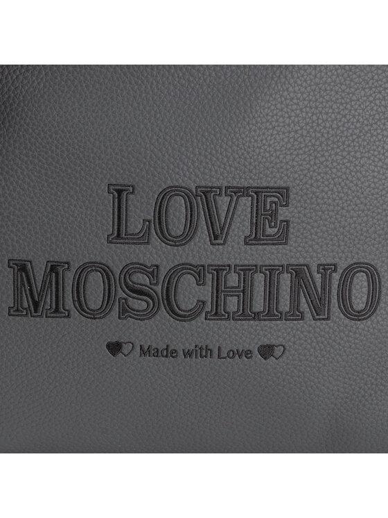 LOVE MOSCHINO LOVE MOSCHINO Torebka JC4287PP08KN0001 Szary