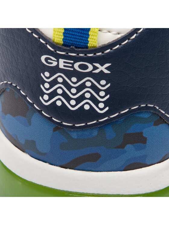 Geox Geox Сникърси J Android B. C J9244C 01454 C0749 DD Тъмносин