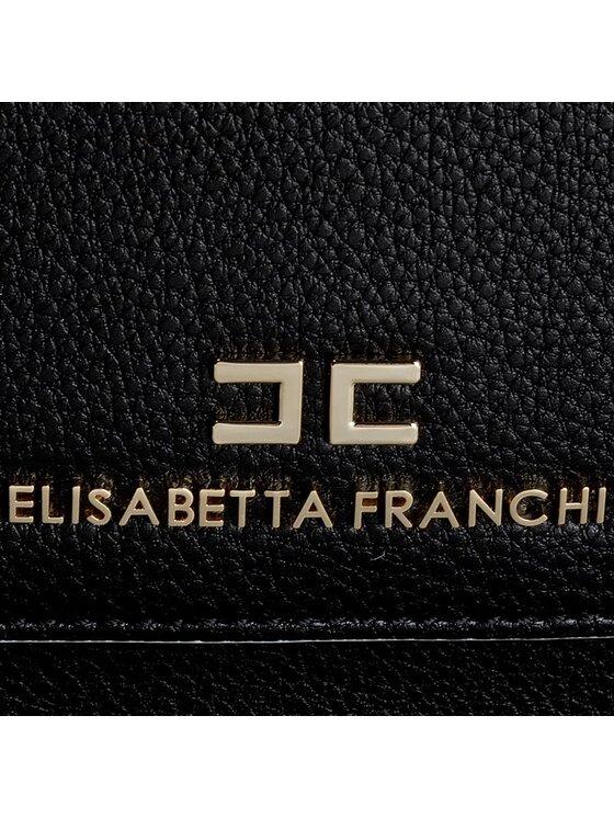 Elisabetta Franchi Elisabetta Franchi Rankinė BS-398-9035-V184 Juoda