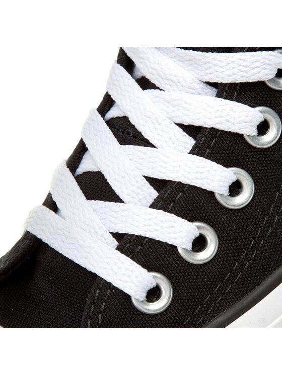 Converse Converse Sneakers aus Stoff Ctas High Street Hi 151041C Schwarz