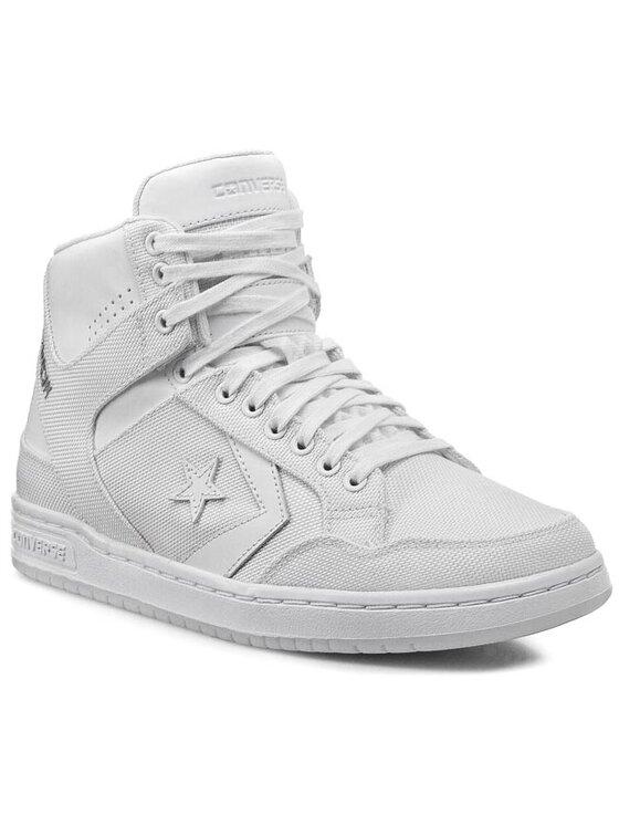 Converse Converse Sneakersy Weapon Mid 147472C Biela