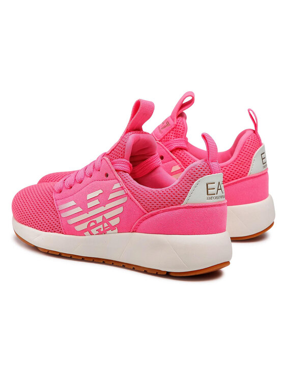 EA7 Emporio Armani EA7 Emporio Armani Sneakersy XSX009 XOT18 M644 Różowy