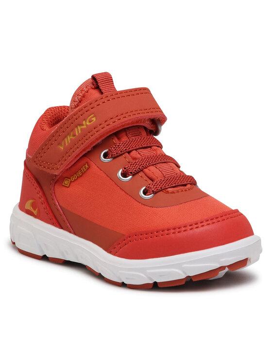 Viking Laisvalaikio batai Spectrum R Mid Gtx GORE-TEX 3-50020-6370 Raudona