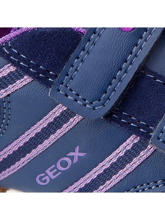 Geox Geox Polobotky J Tale B J5221B 01122 C4002 Tmavomodrá