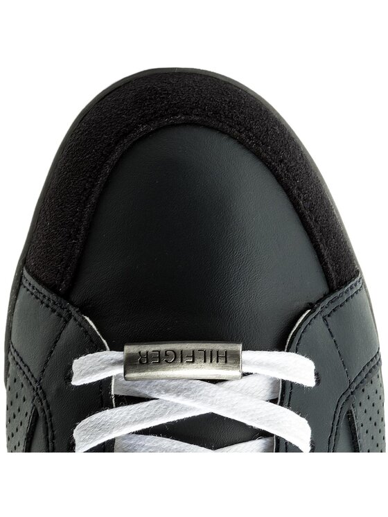 Tommy Hilfiger Tommy Hilfiger Sneakers Corporate Material Mix Cupsole FM0FM01532 Blu scuro