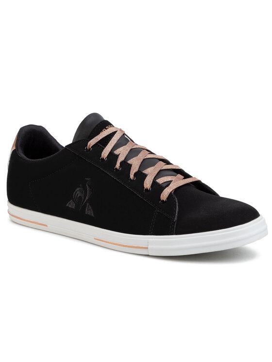 Le Coq Sportif Laisvalaikio batai Agate Metallic 2010474 Juoda