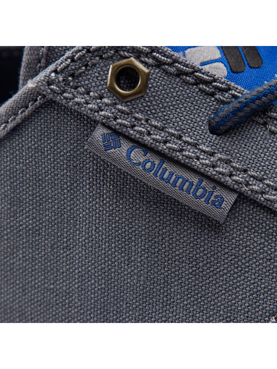 Columbia Columbia Гуменки Goodlife Lace BM4651 Сив