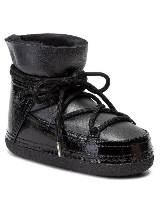Inuikii Batai Boot 70101-8 Juoda