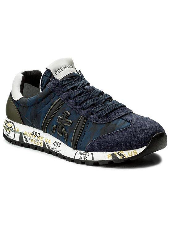 Premiata Premiata Sneakers Lucy 2460 Bleu marine