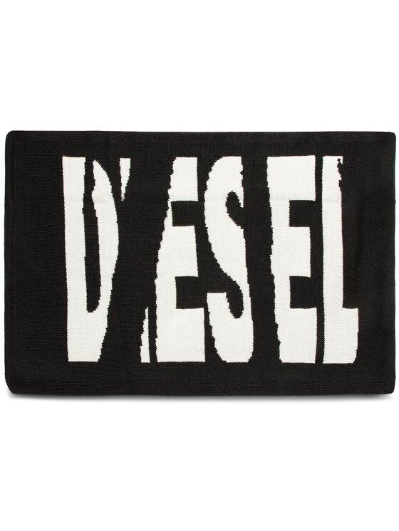 Diesel Diesel Komin K-Test Sciarpa 00SS69 0KAQR Czarny