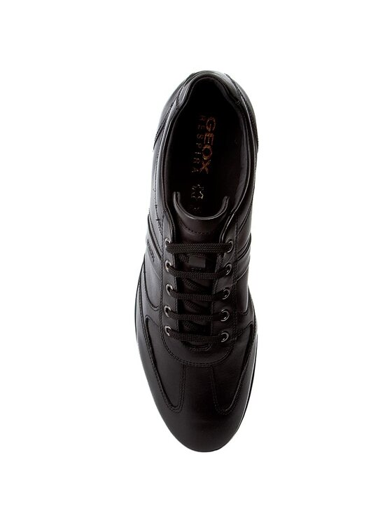 Geox Geox Обувки U Symbol C U32A5C 00043 C9999 Черен