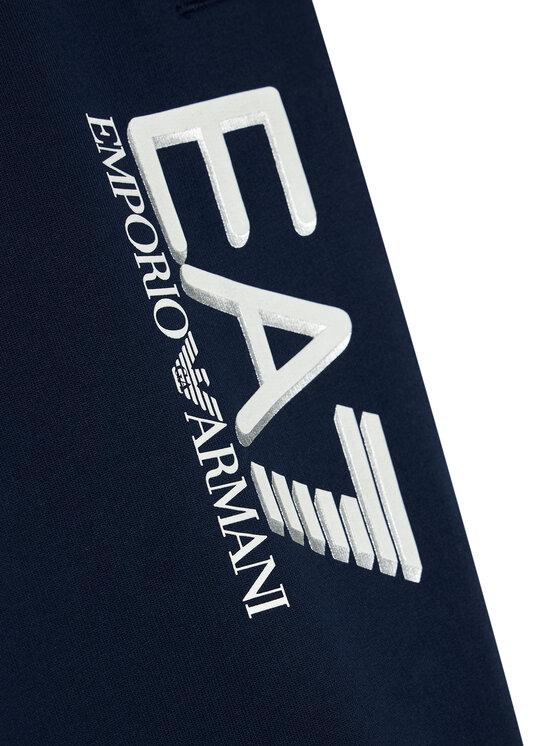 EA7 Emporio Armani EA7 Emporio Armani Spodnie dresowe 6KBP53 BJ05Z 1554 Granatowy Regular Fit