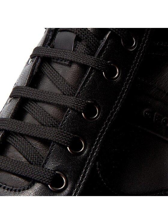 Geox Geox Félcipő U Symbol C U32A5C 00043 C9999 Fekete