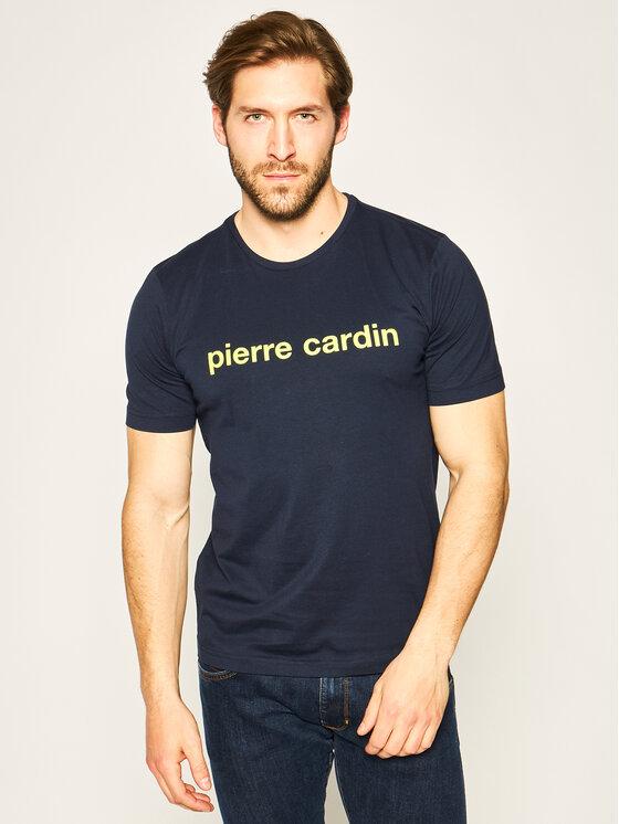 Pierre Cardin Pierre Cardin T-shirt 52300/000/1259 Blu scuro Regular Fit