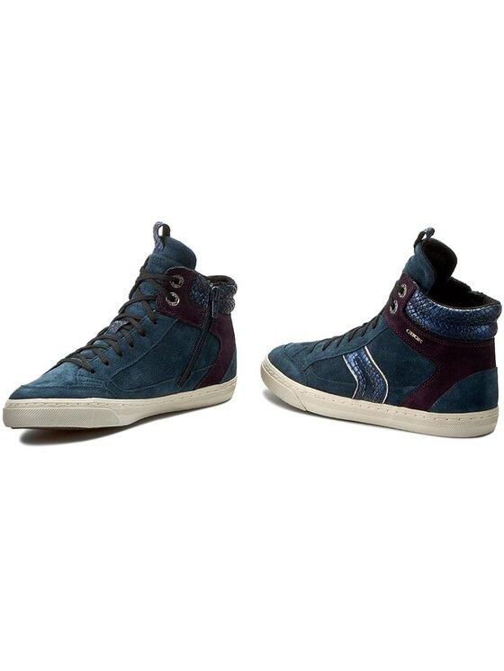 Geox Geox Sneakers D New Club A D5458A 00022 CG48H Albastru