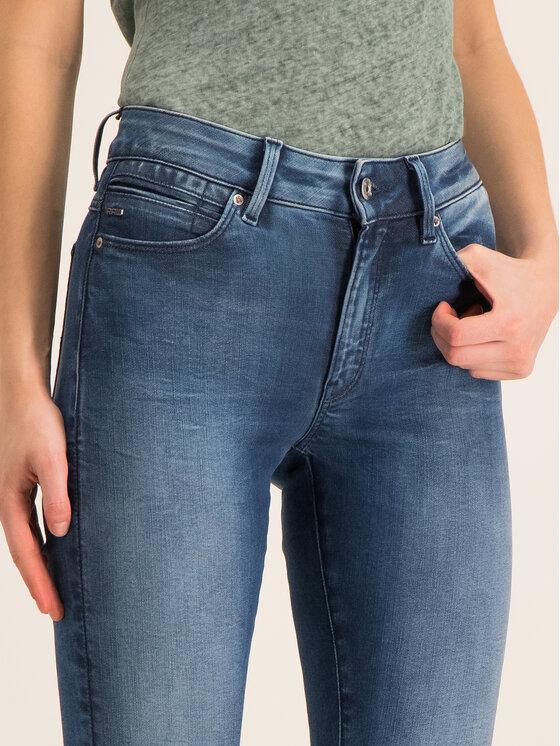 G-Star Raw G-Star Raw Jeans D07113-9425-071 Dunkelblau Super Skinny Fit