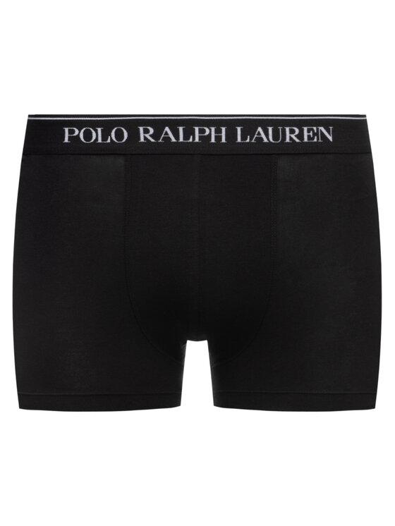 Polo Ralph Lauren Polo Ralph Lauren Komplet 3 par bokserek 714513424 Czarny