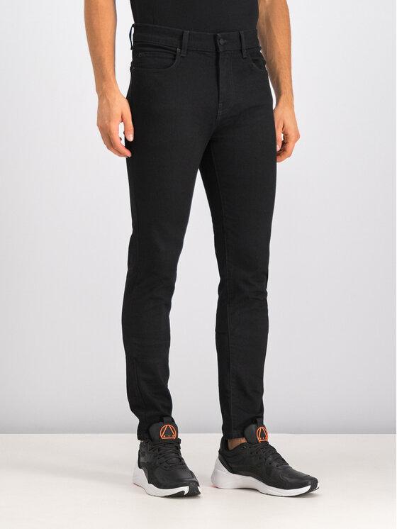 MCQ Alexander McQueen MCQ Alexander McQueen Jeans Slim Fit 510134 RKO12 1000 Nero Slim Fit