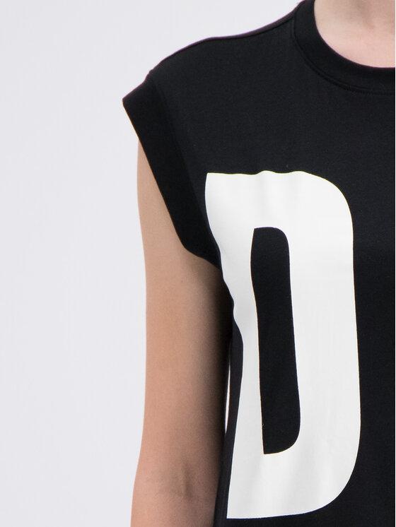 DKNY DKNY Sukienka codzienna P9DHRB2M Czarny Regular Fit