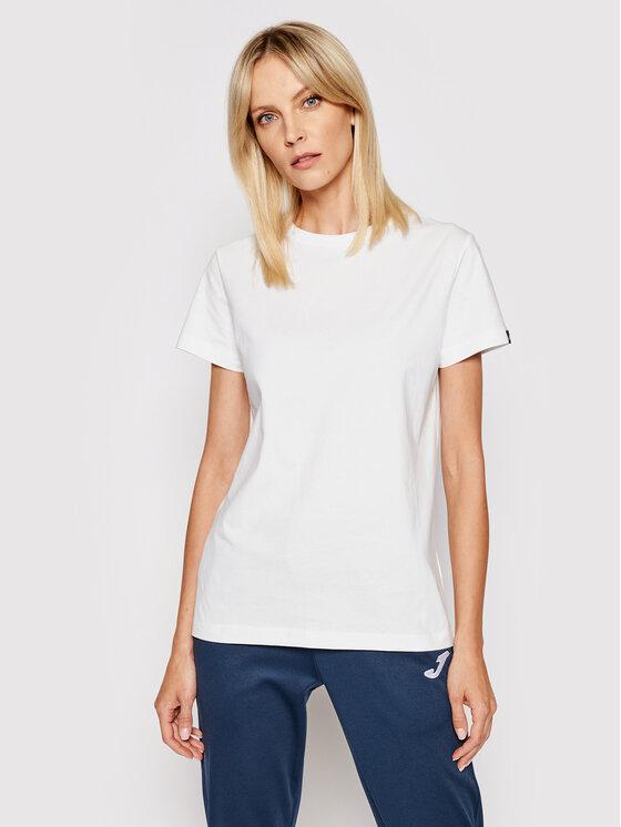 Joma Marškinėliai Desert 901326.200 Balta Regular Fit