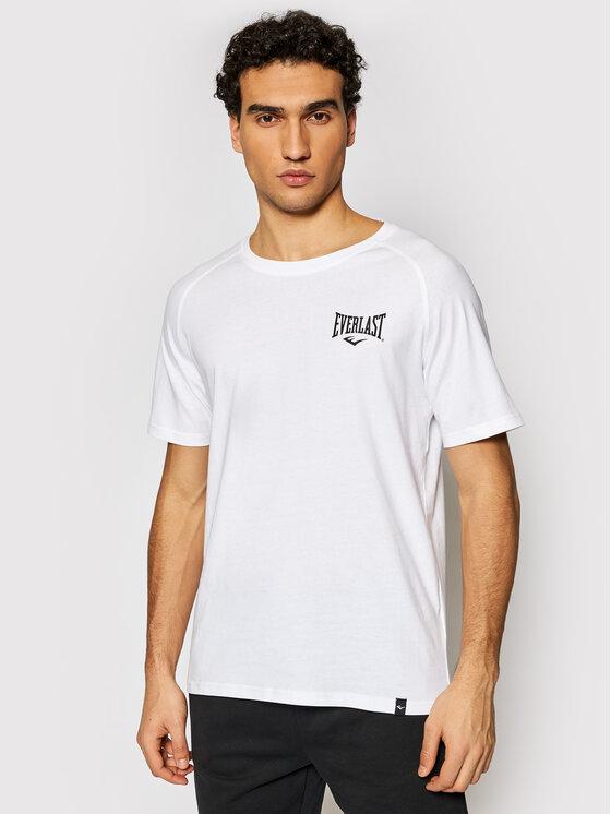 EVERLAST Marškinėliai 807600-60 Balta Regular Fit