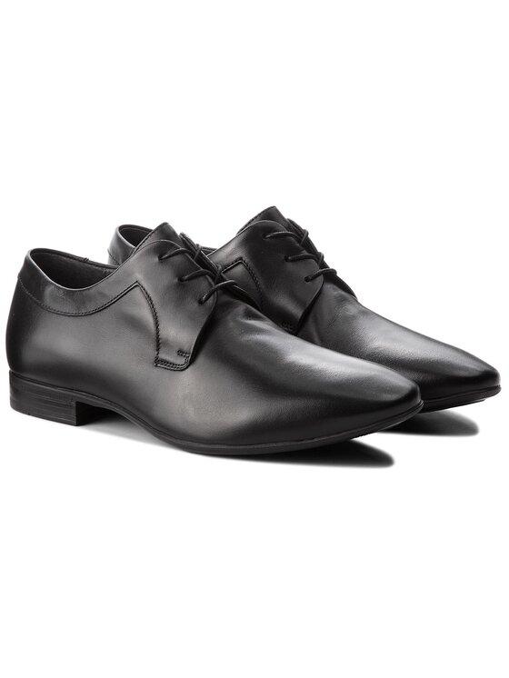 Gino Rossi Gino Rossi Обувки Eliot MPV114-258-E100-9900-0 Черен